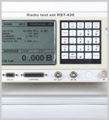 Universal Radio Test Set RST-430, Digital Combo Set SVG-5