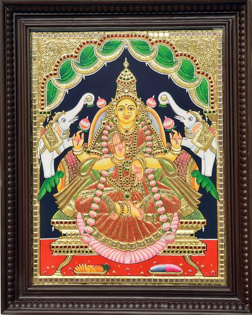 Thanjavur Paintings Boutique Offers Wide Range Of Online Collection Of Thanjavur (Tanjore) Paintings In Different Sizes. Online Store Is Built To Primarily Help The Artisans In Selling The Pictures